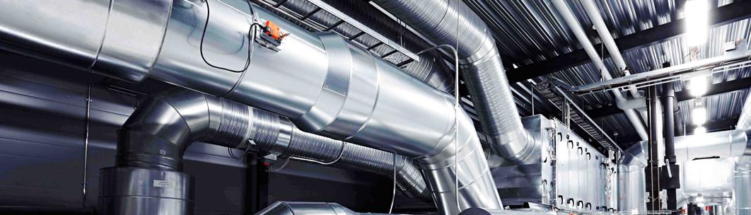 Обследование вентиляции и вентиляционных систем