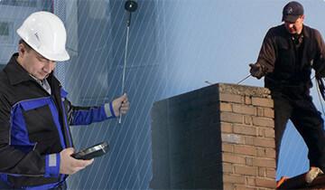 Профессиональное обследование систем вентиляции и дымоходов с выдачей актов