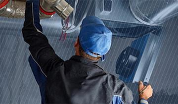 Монтаж вентиляционных систем и дымоходов с гарантией на работы и комплектующие