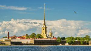 Завершены работы в Петропавловской крепости