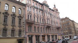 Выполнена прочистка и обмуровка каналов в здании бывшего доходного дома Н. В. Чайковского
