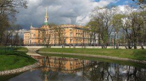 Завершены работы по обследованию вентиляции в Михайловском замке