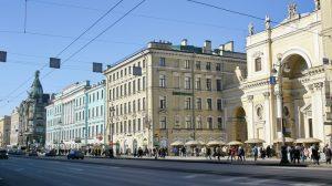 Завершены работы в здании-объекте культурного наследия на Невском проспекте