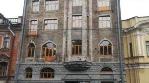 Выполнены работы в доходном доме Козляниновых