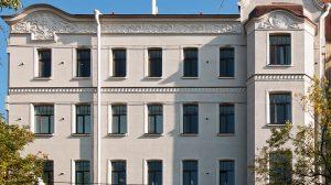 Выполнены работы в Доме А.Ф. Фельтена — Университете МВД РФ