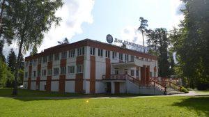 Выполнена очистка вентиляции в здании базы отдыха «Адмиралтеец»