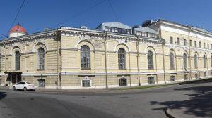 Выполнены работы в Институте химии силикатов имени И. В. Гребенщикова