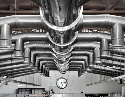 Промышленная вентиляция: нормы и технологии